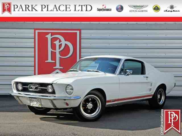 1967 Ford Mustang | 1024295