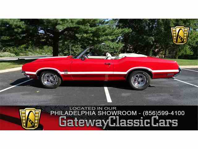 1971 Oldsmobile Cutlass Supreme | 1024297