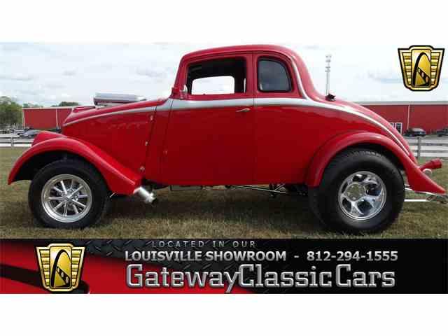 1933 Willys Gasser | 1024301