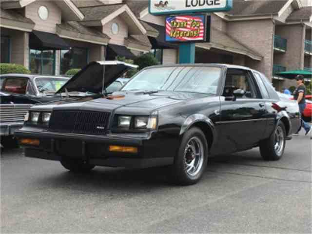 1987 Buick Grand National | 1024304