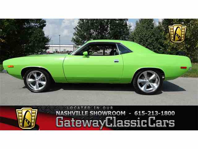 1973 Plymouth Barracuda | 1024307