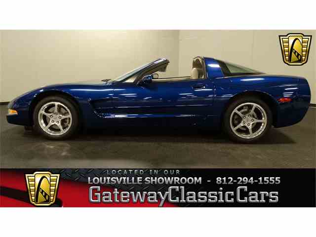 Picture of '04 Corvette - LYD2