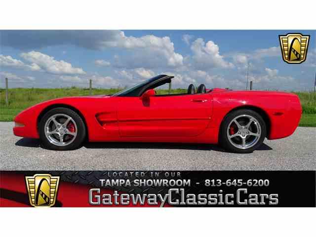 2001 Chevrolet Corvette | 1024319