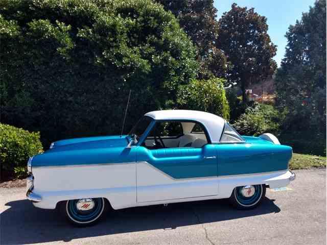 1957 Nash Metropolitan | 1024320