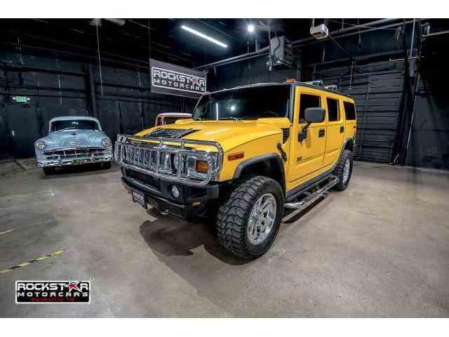 2004 Hummer H2 | 1024324