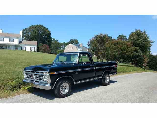 1973 Ford F100 | 1024327