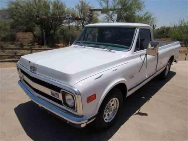 1970 Chevrolet C10 | 1020433