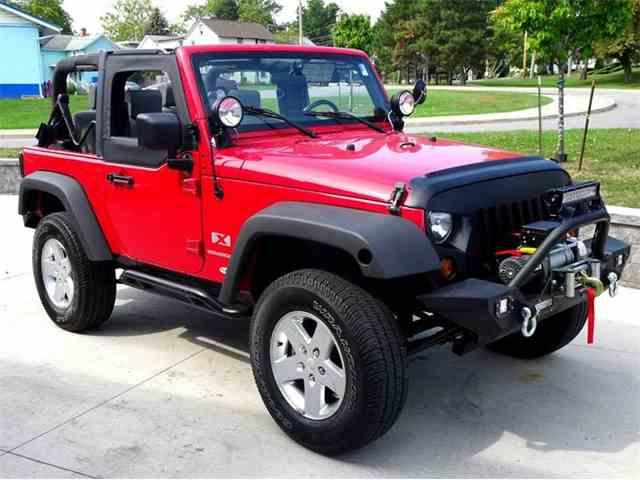 2008 Jeep Wrangler | 1024331