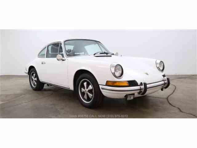 1971 Porsche 911T | 1024333