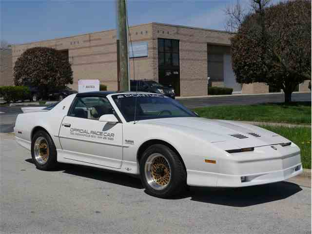 1989 Pontiac Firebird Trans Am | 1024334