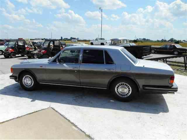 1986 Rolls-Royce Silver Spirit | 1024344