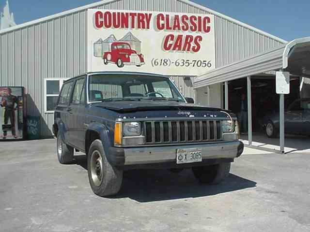 Picture of '87 Cherokee - LYE1