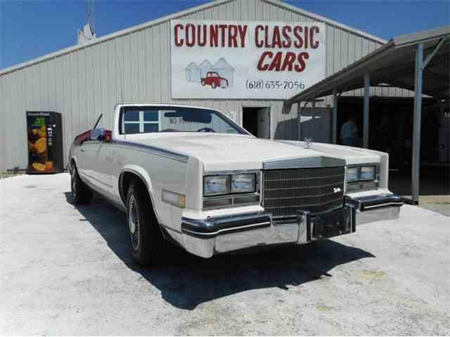 1984 Cadillac Eldorado | 1024347