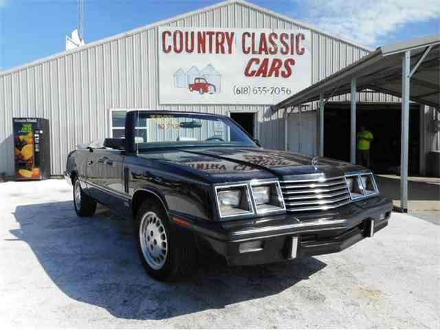 1985 Dodge 600 Series   1024348