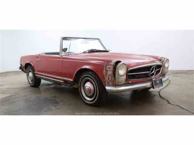 1965 Mercedes-Benz 230SL | 1020435