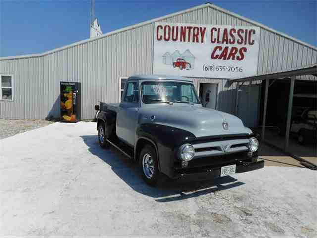 Picture of '53 F100 - LYE7