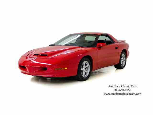 1997 Pontiac Firebird Formula | 1024352