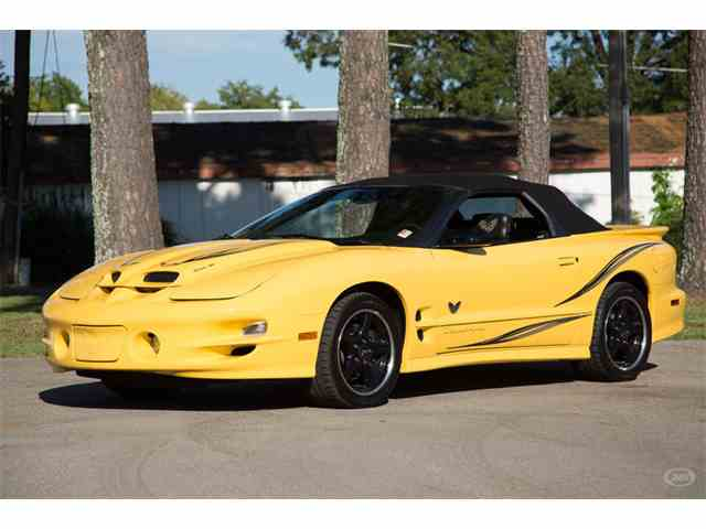 2002 Pontiac Firebird Trans Am | 1024354