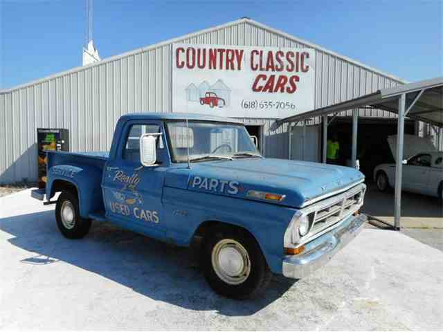 1972 Ford F100 | 1024355