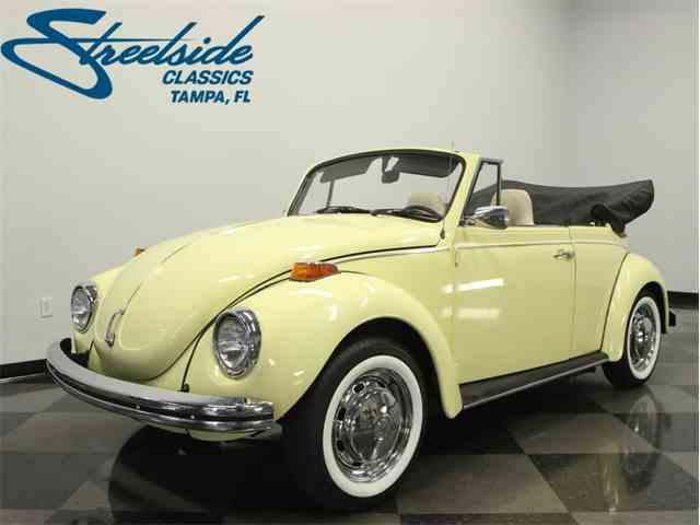 1971 Volkswagen Super Beetle | 1024356