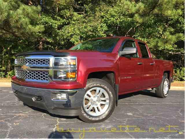 2014 Chevrolet Silverado | 1024358