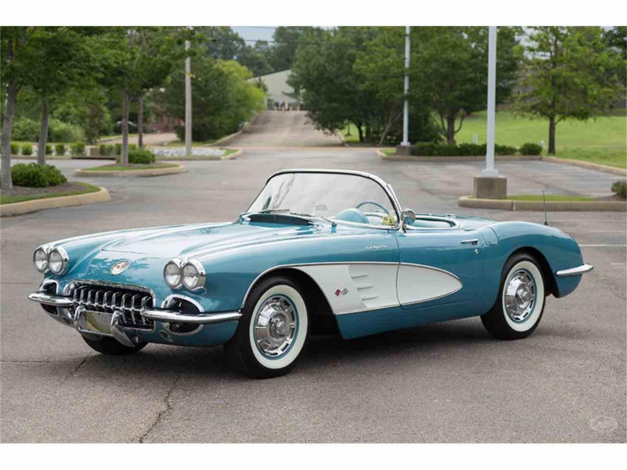 Large Picture of '59 Corvette - LYEI
