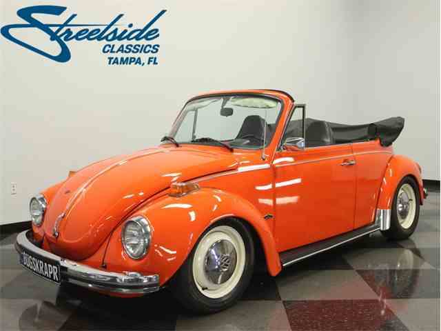 Picture of '73 Volkswagen Super Beetle located in Lutz Florida - $15,995.00 Offered by Streetside Classics - Tampa - LYEN