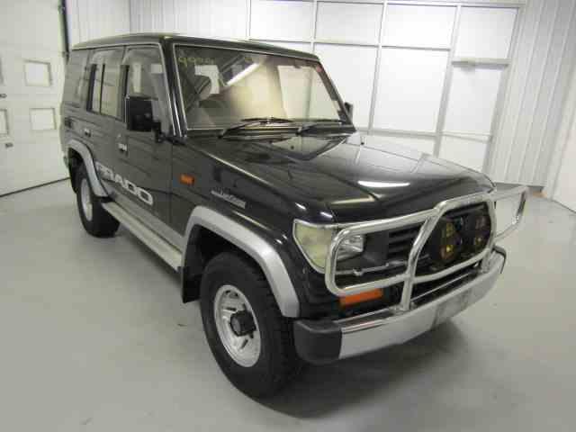1992 Toyota Land Cruiser Prado | 1024373