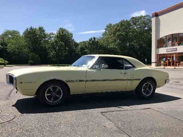 1967 Pontiac Firebird for Sale on ClassicCarscom  22 Available