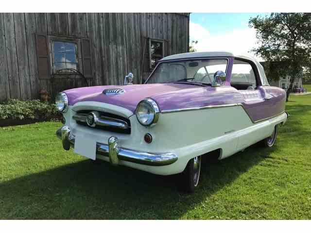 1955 Nash Metropolitan | 1024378