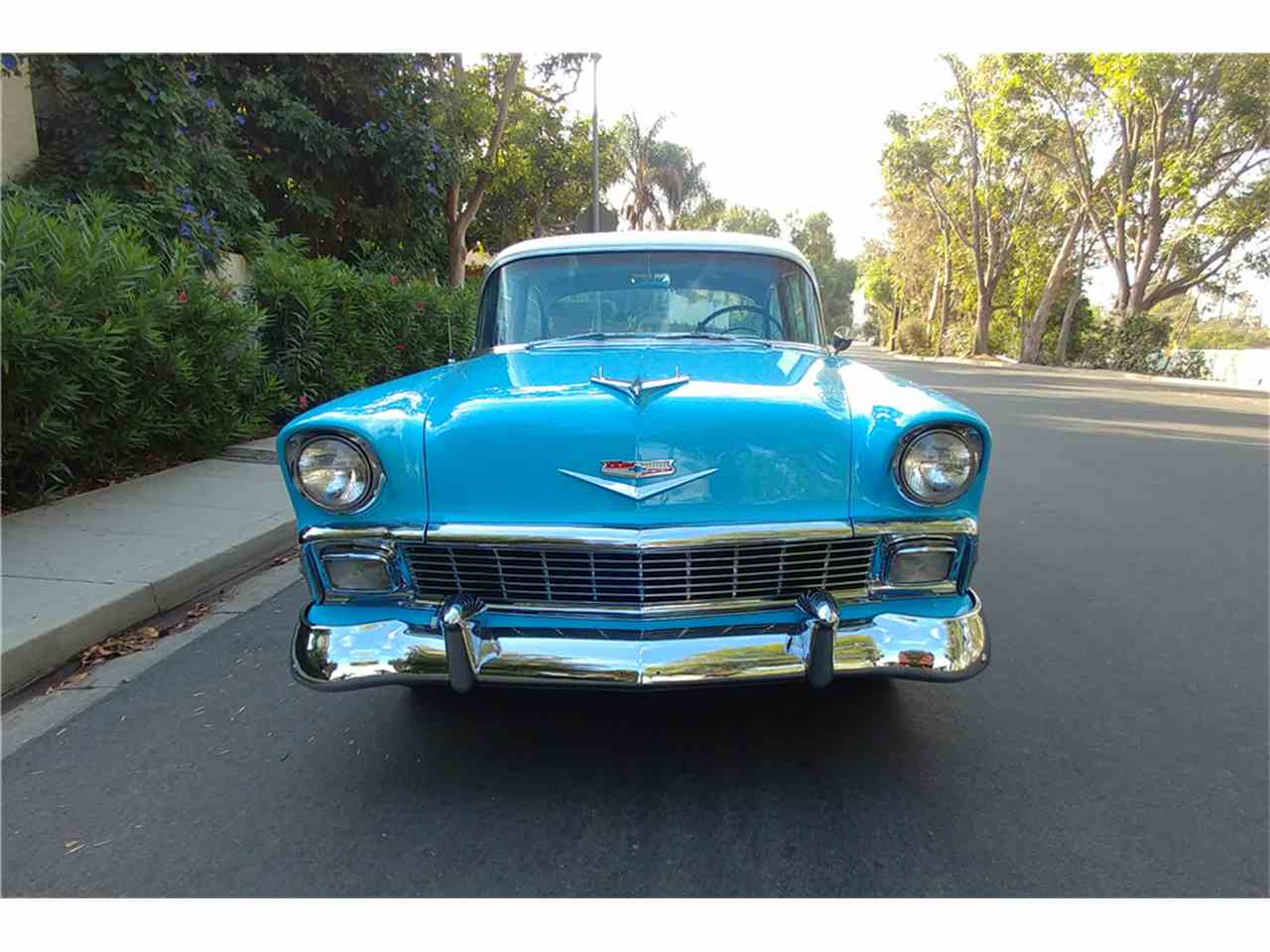 1956 chevrolet bel air for sale classic car liquidators - 1956 Chevrolet Bel Air Cc 1024380