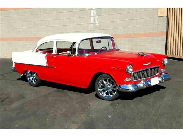 1955 Chevrolet Delray   1024384