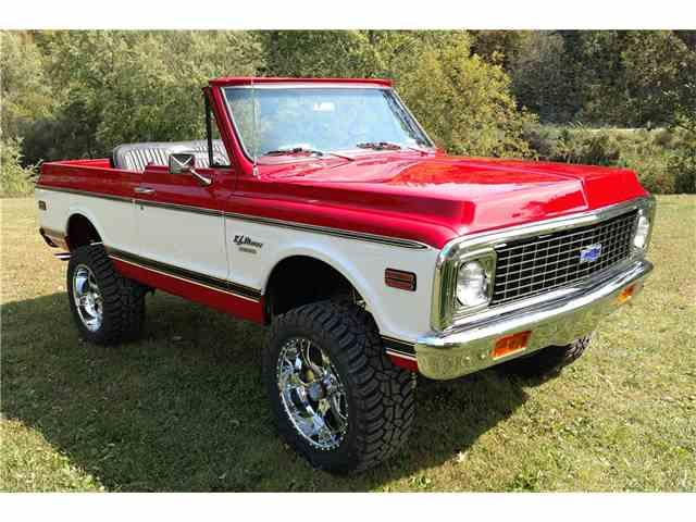 1972 Chevrolet K5 Blazer | 1024388