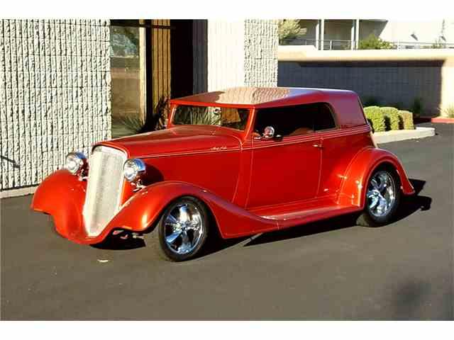 1935 Chevrolet Deluxe | 1024389