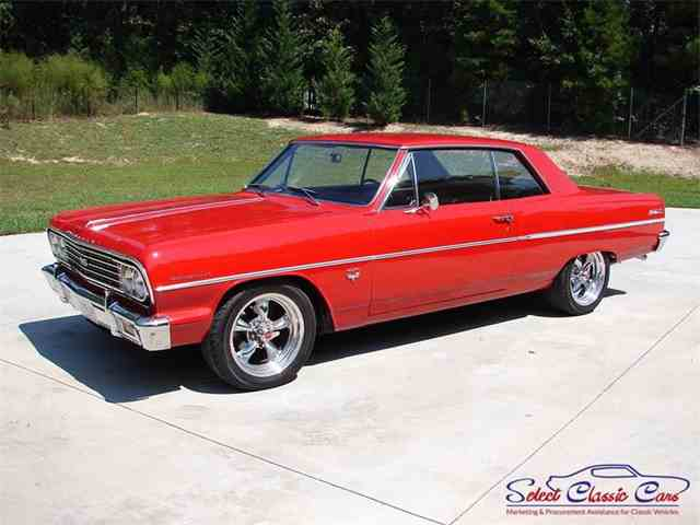 1964 Chevrolet Chevelle | 1024390