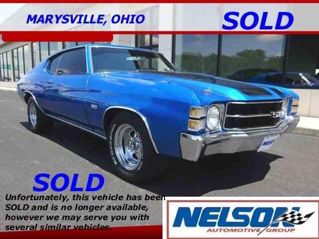 1971 Chevrolet Chevelle | 1024395
