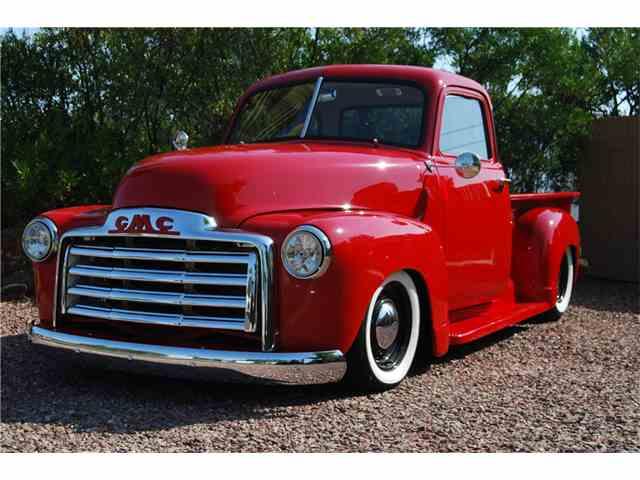 1951 GMC 1/2 Ton Pickup   1024402