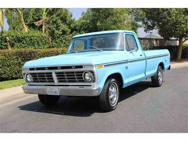 1974 Ford F100 | 1024405