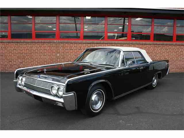 1963 Lincoln Continental | 1024406