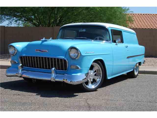 1955 Chevrolet Sedan Delivery | 1024408