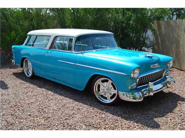 1955 Chevrolet Nomad | 1024414