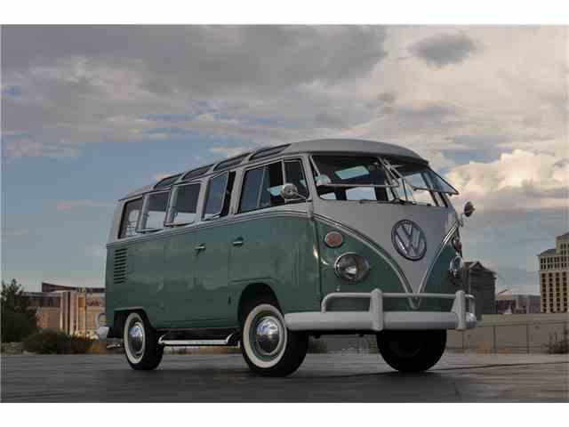 1966 Volkswagen Bus | 1024418