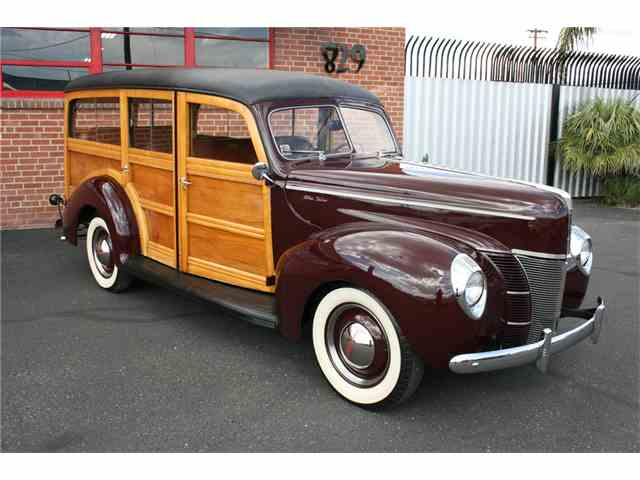 1940 Ford Deluxe | 1024419