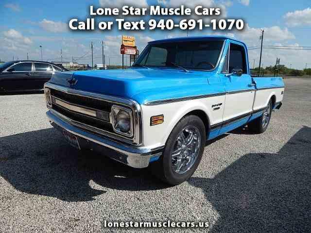 1970 Chevrolet C10 | 1020442