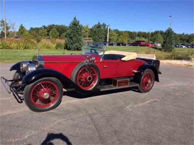 1923 Rolls-Royce Silver Ghost | 1024420