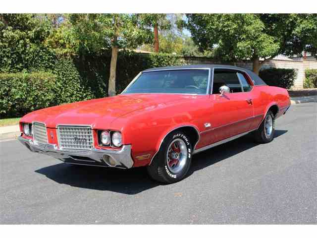 1972 Oldsmobile Cutlass | 1024421