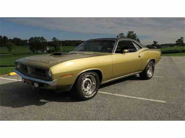 1970 Plymouth Barracuda | 1024431