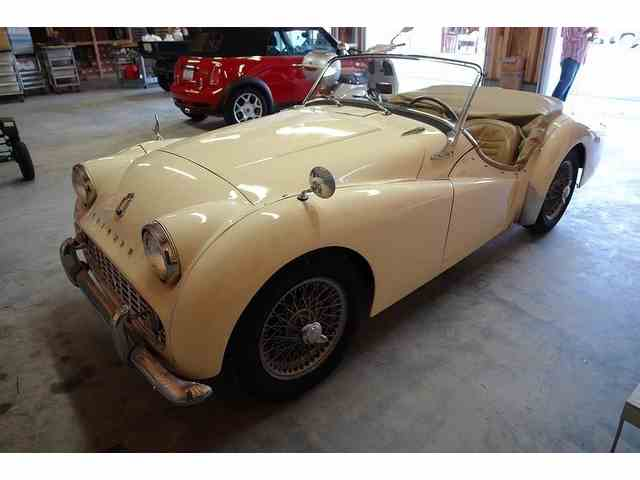 Picture of '61 TR3 - LYGP
