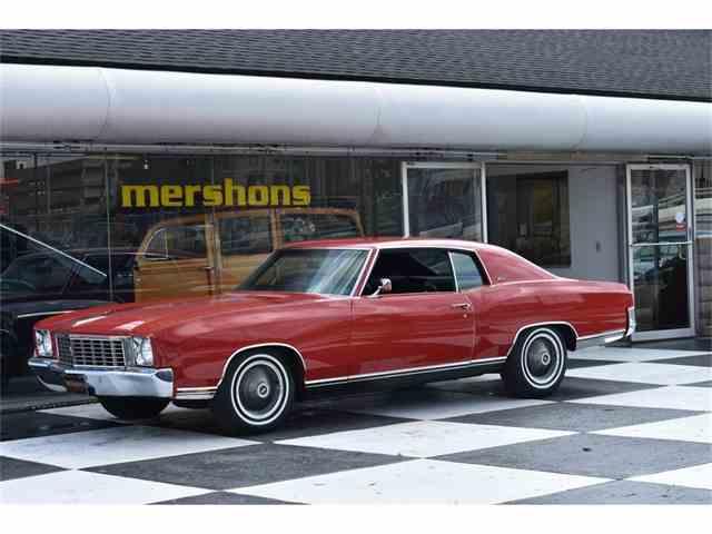 1972 Chevrolet Monte Carlo | 1024449