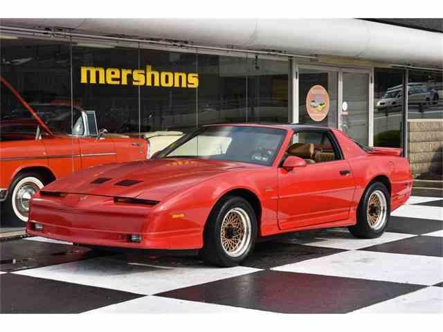 1989 Pontiac Firebird Trans Am | 1024450